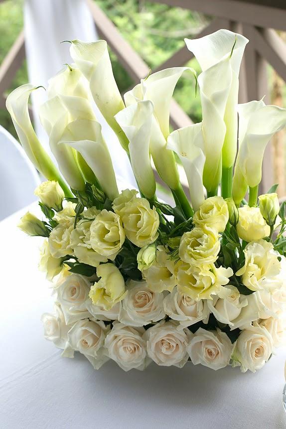 Wedding Flowers Lilies