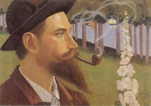 Peinture , Albert Clouard