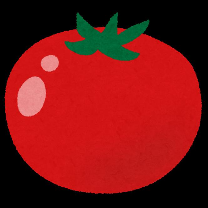 トマトのイラスト(野菜 ... : な ひらがな : ひらがな