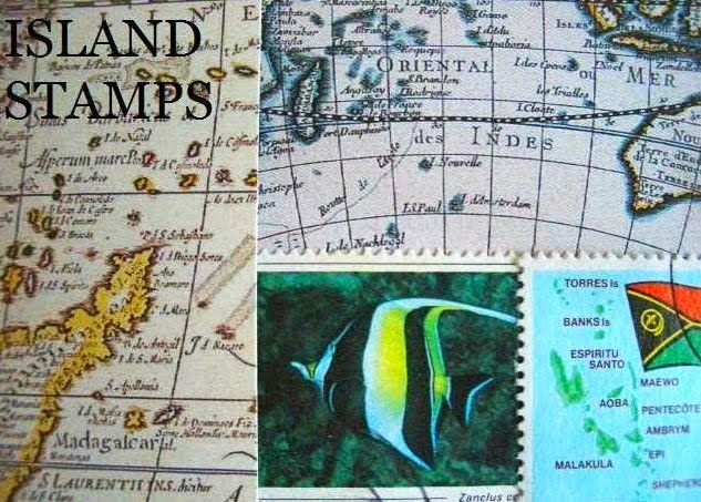 ISLAND STAMPS
