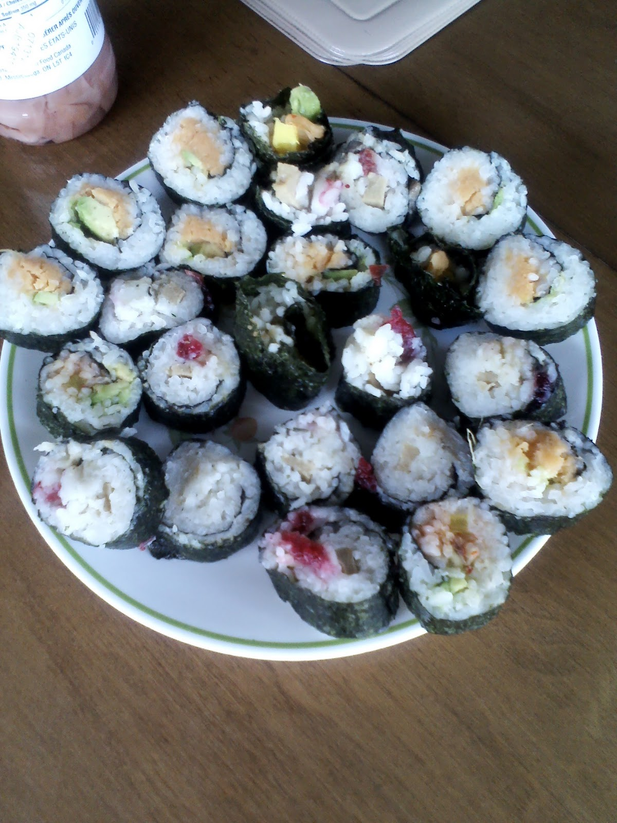 Vegetable Valhalla: Thanksgiving Sushi, beet cake, and 40 ...