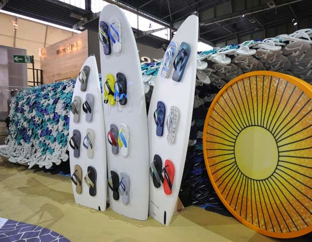 Havaianas, Bread & Butter Berlin 2014 Summer