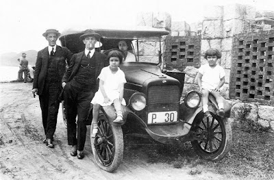 Willys Overland Touring 1920 …