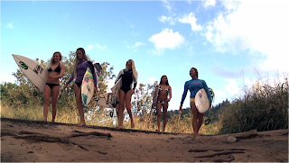 Nike 6.0 leave a message le film surf girl