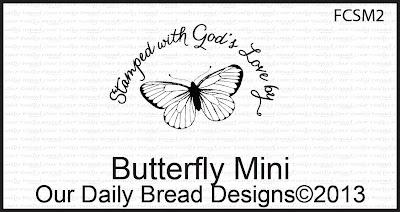 ODBD Butterfly Mini
