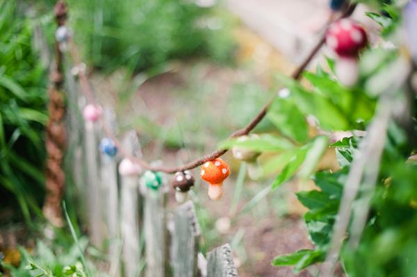 fairy garden, toadstools,