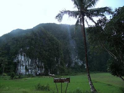 Karst Mountain - Elephant Cave