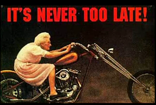 grandma ride motor