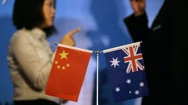 China-Australia Relations.