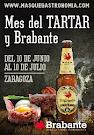 MES DEL TARTAR en Zaragoza