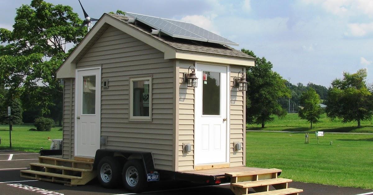 Gp Energy Tiny House To Transport Around Southeastern
