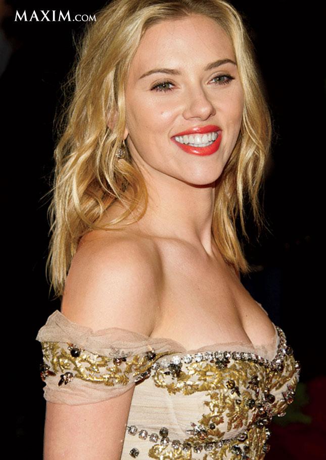 Maxim Hot 100 2013 - #15 Scarlett Johansson