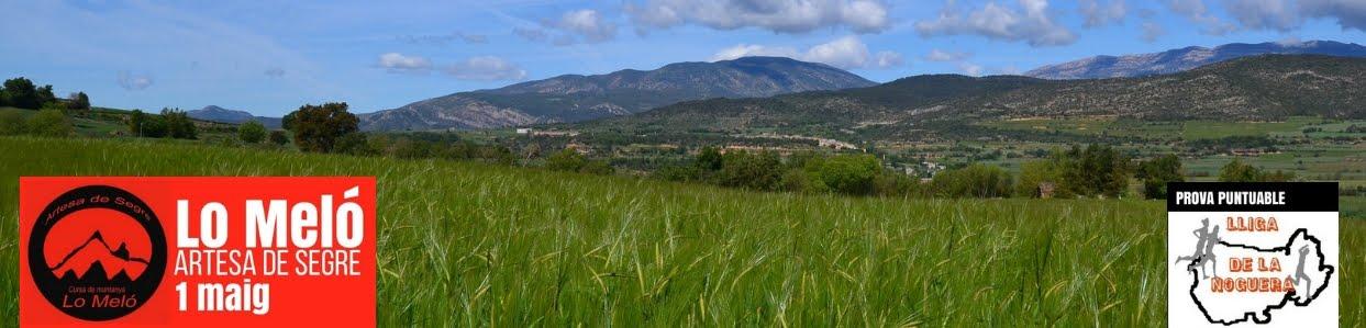 Cursa de muntanya Lo Meló