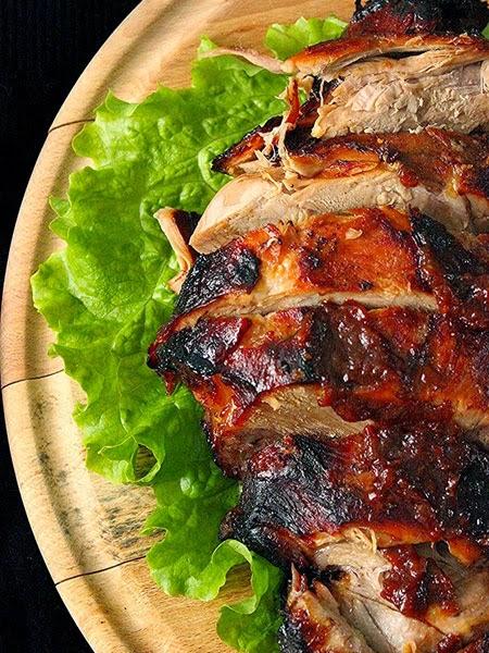 Меню за Коледа рецепта за крехко свинско печено месо