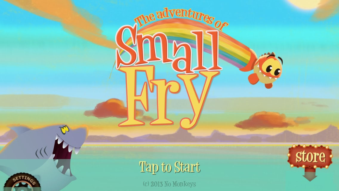 Small Fry v1.0 Mod [Unlimited Gold & Pearls]