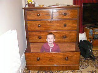 polished mahogany chest of drawers linen clothing store