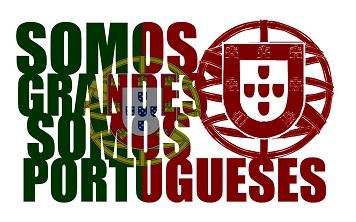 Orgulho Português...