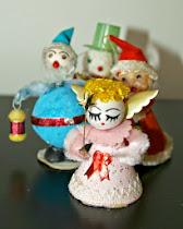 Chenille Ornaments