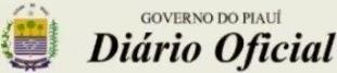 DIÁRIO OFICIAL DO PIAUÍ