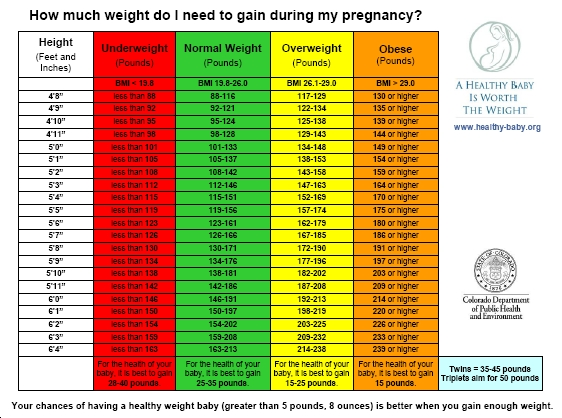 funny postpartum lady suggested weight gain during pregnancy pregnancy weight gain when should my ob be concerned 562x418