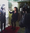 Interviews on the red carpet