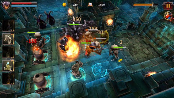 Download Dungeon Crisis for Android Apk