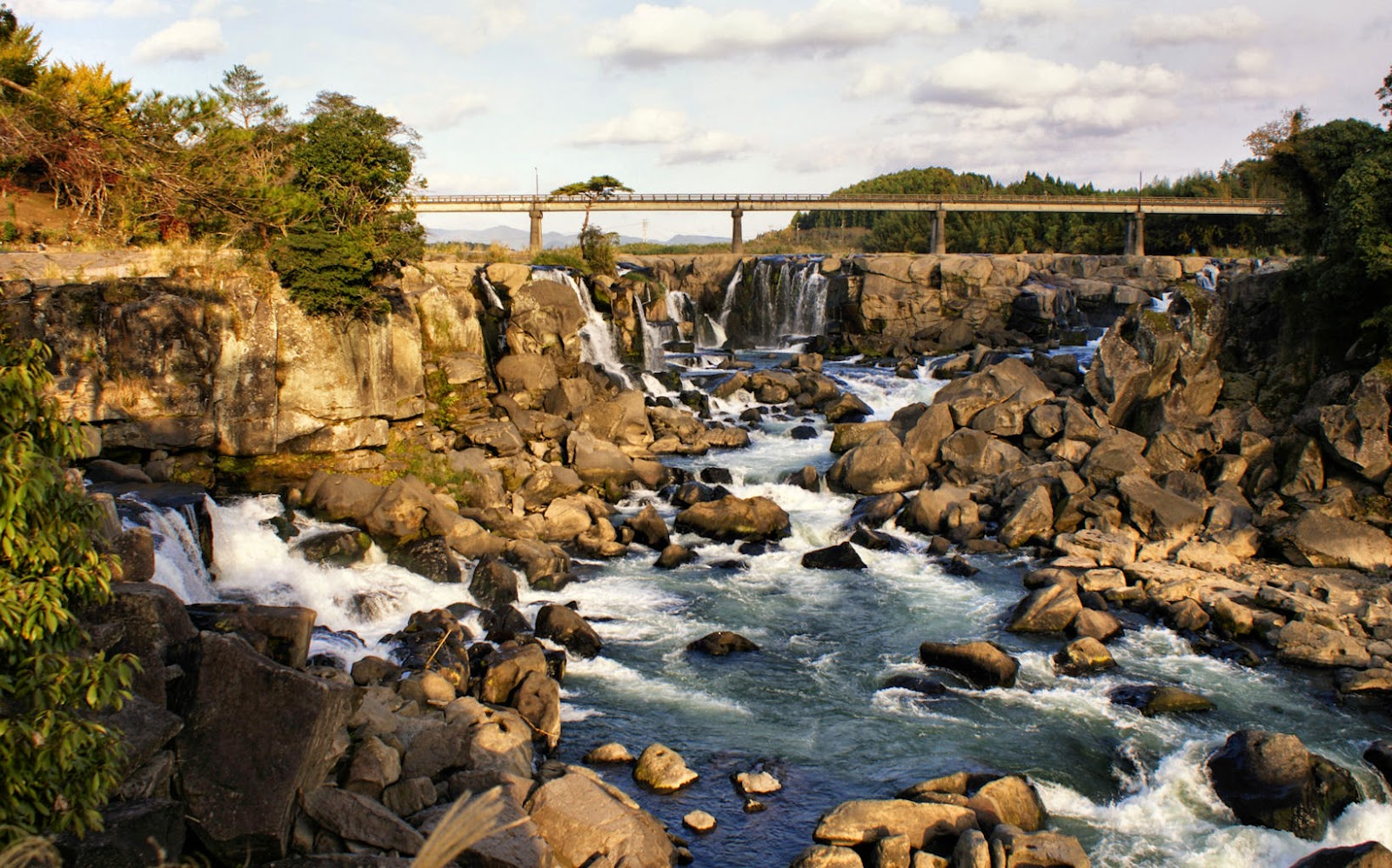 Sogi no Taki Falls