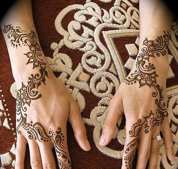 Mehndi Patterns For Fingers : The fashion time simple mehndi designs for fingers