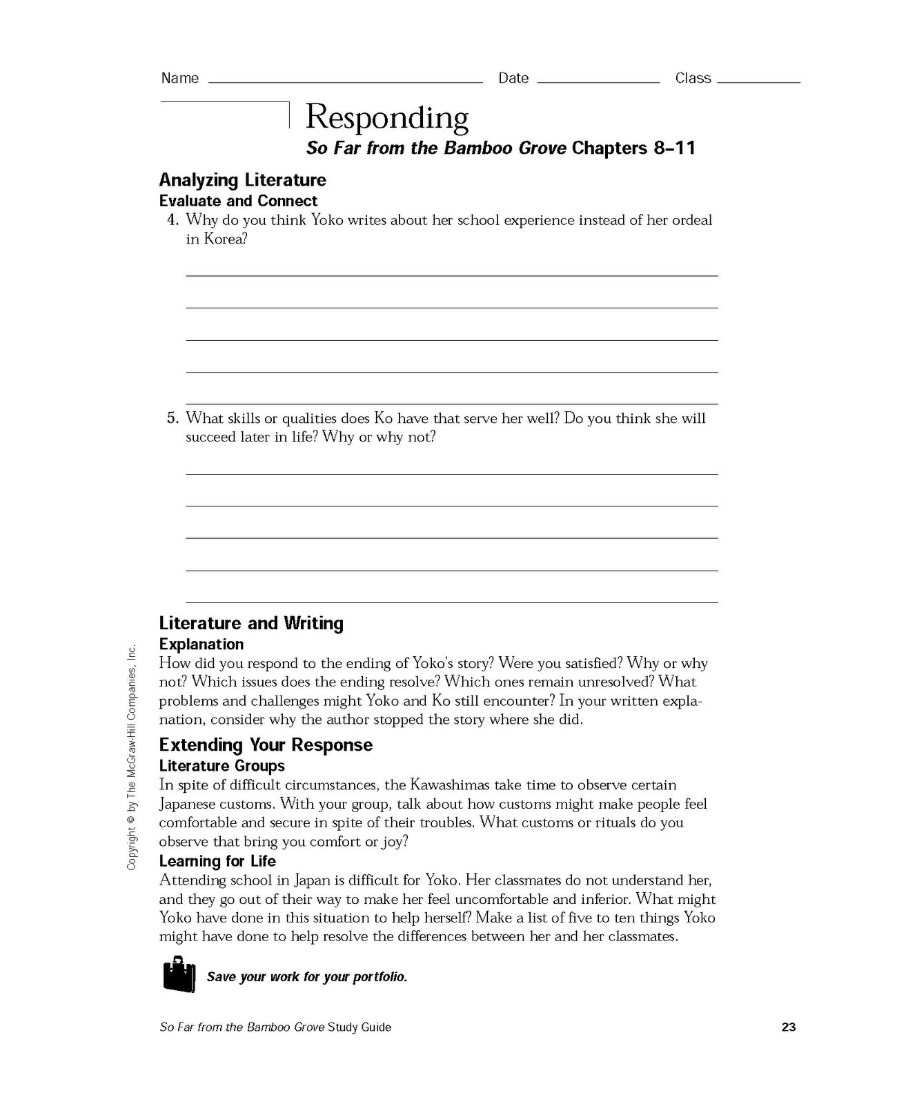 great expectations study guide answers mcgraw Science Study Guide Answers Night Study Guide Key Questions