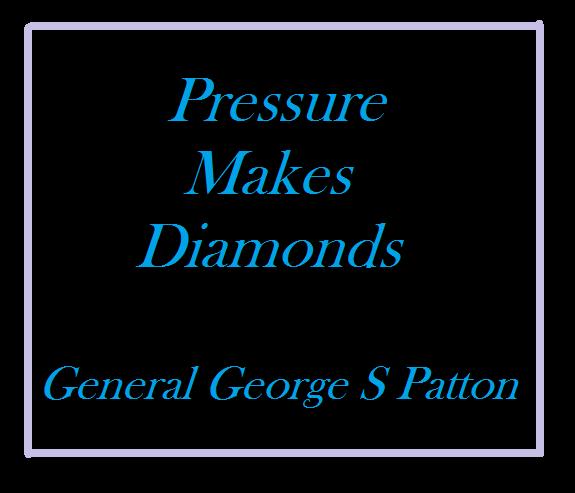 Pressure Makes Diamond: My World: Pressure Makes Diamond