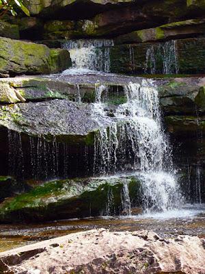 bokor waterfall