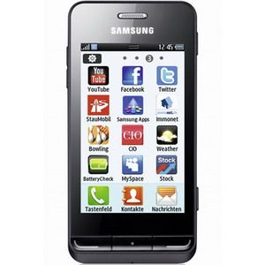 Samsung Wave 723 available in Germany