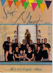 Sant Albert 2012-2013