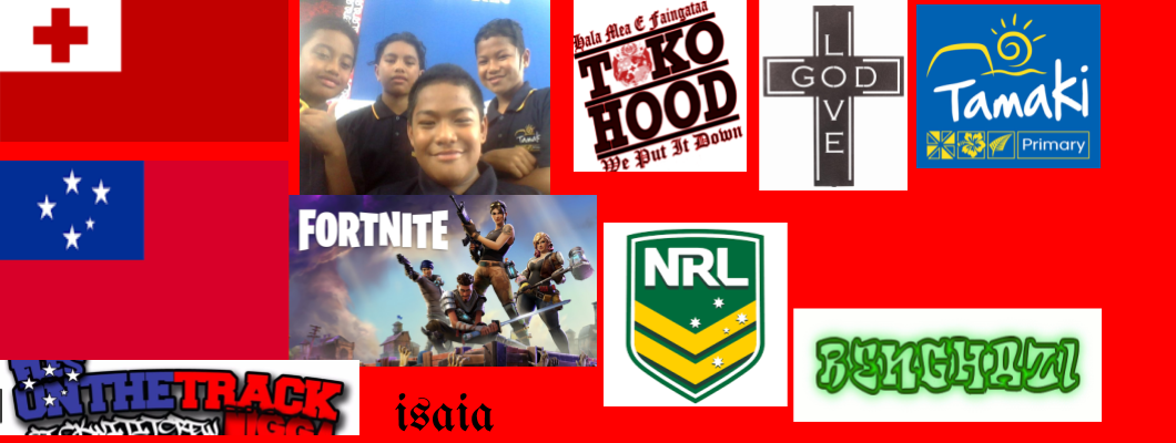 Isaia @ Tamaki Primary School