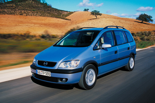 opel zafira 1999 2005 test cars tests the best cars. Black Bedroom Furniture Sets. Home Design Ideas