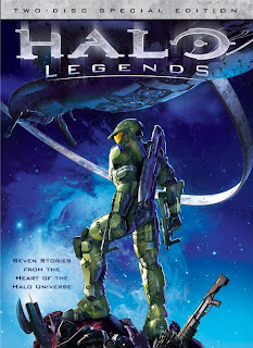 Ver online: Halo Legends (2010)