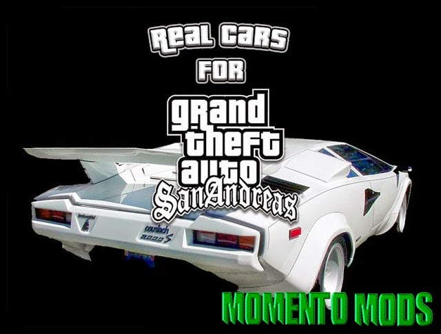 GTA SA - Real Cars Pack (Pack De Carros Realistas) V1.5.4