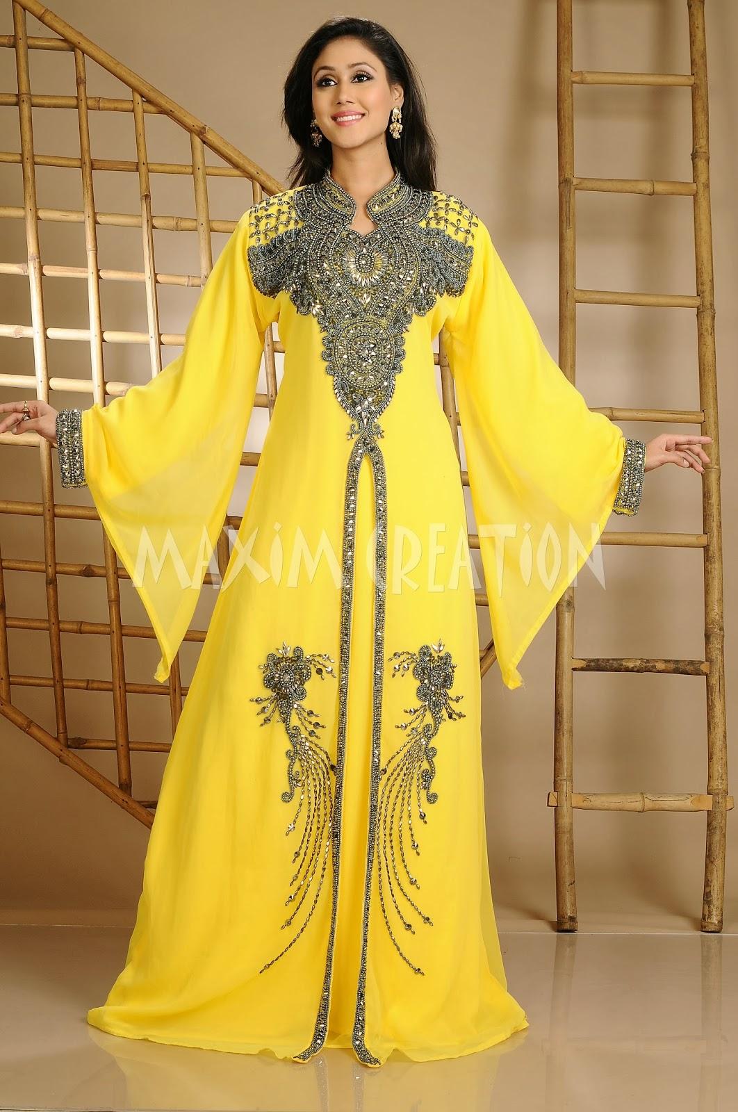 Kaftan Dress Jellabiya Jalabiya