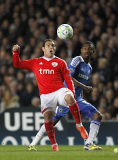 Resultado Chelsea Vs Benfica - Partido de vuelta