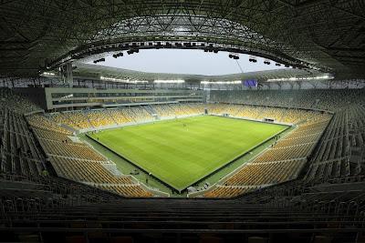 Stadionul Lvov Arena ucraina