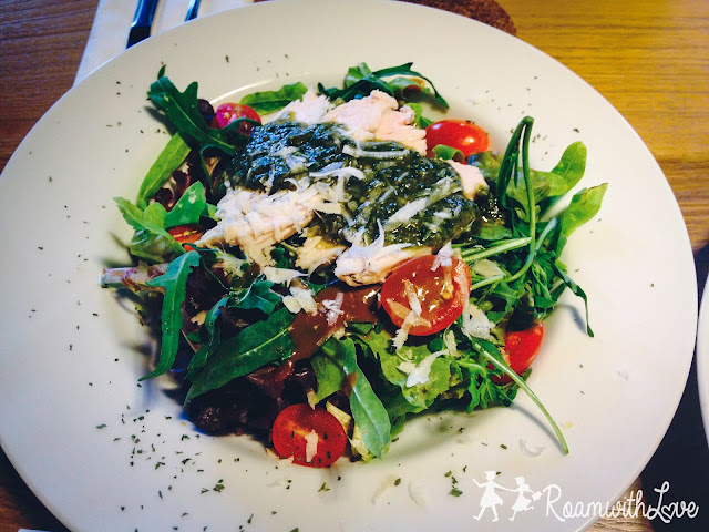 Review,รีวิว,Chu,Chocolate,bar,cafe,brunch,Pesto salad
