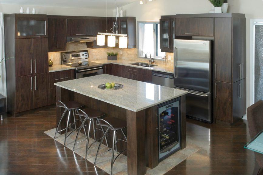 Interiores Y 3d Como Distribuir Una Cocina - Como-distribuir-una-cocina