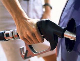 Preço da gasolina aumenta