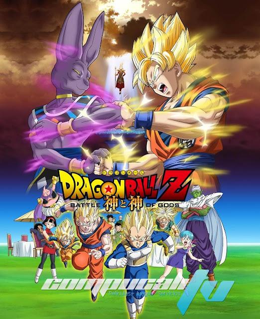 Dragon Ball Z Batalla de los Dioses 2013