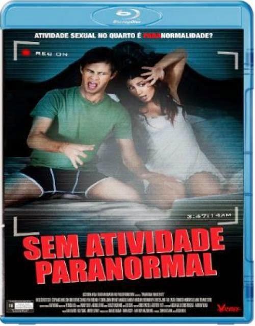 AKS43ts Sem Atividade Paranormal Torrent   BluRay Rip 720p Dublado (2014)