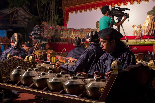 Played Gamelan