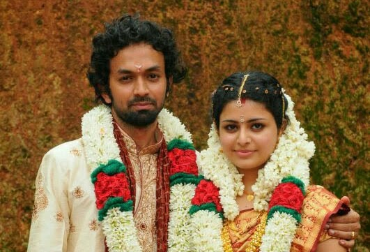 Sharan swathi,Ajay Ghosh,marriage