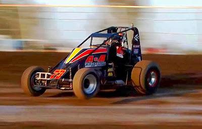 Josh Ford Motorsports #73 Car