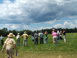 Rick Kersbergen discusses pasture