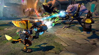 Ratchet & Clank: Nexus Could Be Coming To PS Vita